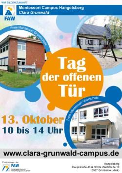 Montessori Campus Hangelsberg Clara Grunwald_Tag der offenen Tür am 13. Oktober 2018