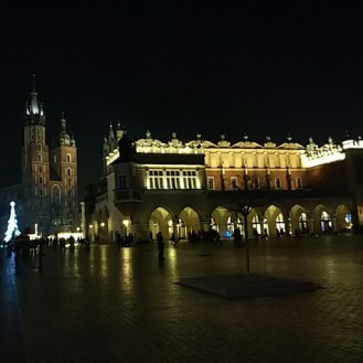 krakow-night