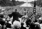 Martin Luther King Jr on 1963 Washington March