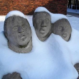 Das Schneebad
