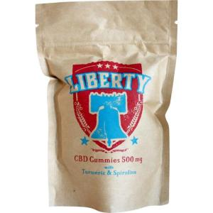 LIberty CBD Gummies 500mg