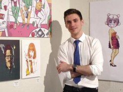 Casey Roonan, Cartoonist & Illustrator