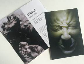 "RISD Adjunct Professor Clara Lieu, ""Emerge"" exhibition catalog"