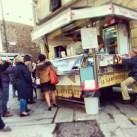 Lampredotto: the queue. Photo credits by travelingmcmahans: http://www.flickr.com/photos/travelingmcmahans/