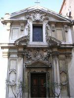 Photo Credits: CC license - Chiesa dei Greci, façade, by http://commons.wikimedia.org/wiki/User:Etienne_(Li)