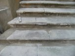 Stairs in Pietra Serena