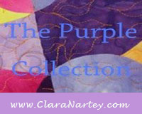 www.ClaraNartey.com - Purple Collection