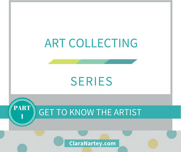 get to know the artist