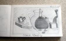 sketching practice
