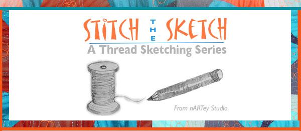 thread sketching