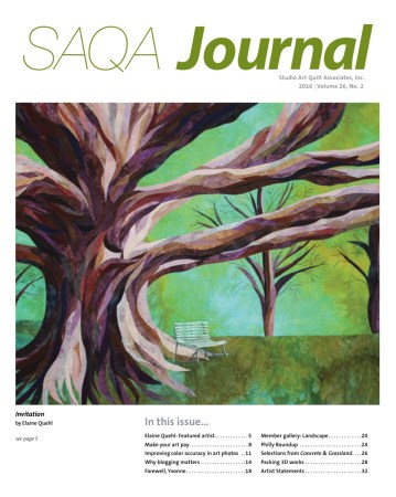 Why blogging still matters - SAQA Journal