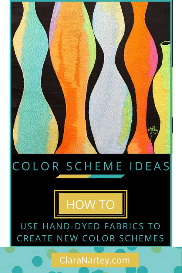 HOW TO GENERATE COLOR SCHEME IDEAS