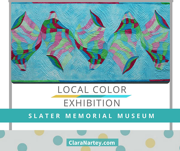 Local Color at The Slater Museum