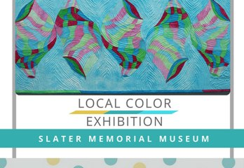 Slater Museum| Local Color
