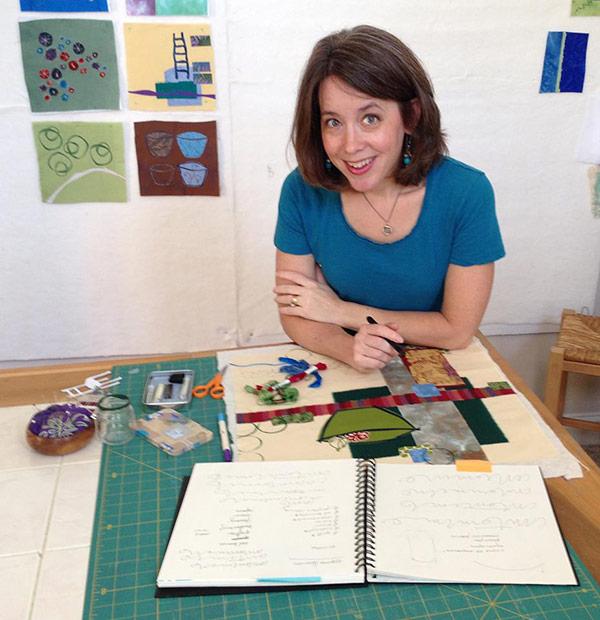 Deborah Boschert chats about teaching workshops