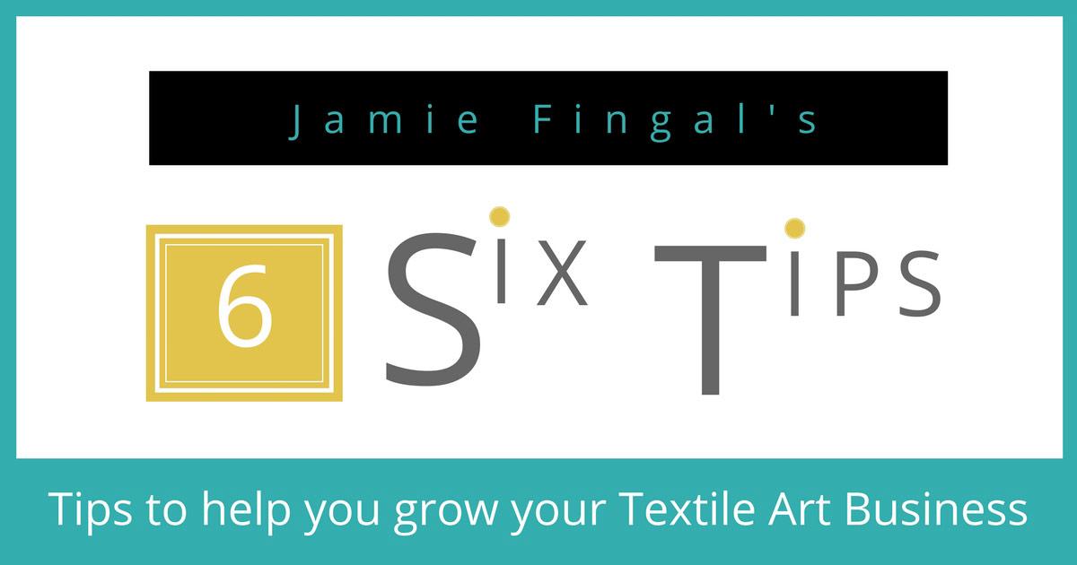 Jamie Fingal's Tips on Fabric Design - Hopscotch