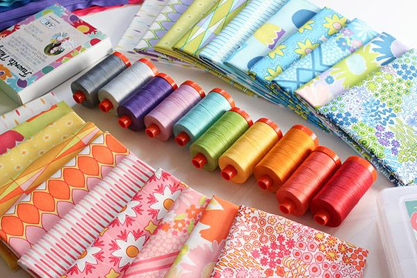 Fabric Design by Jeni Baker