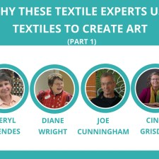 Why The Experts Use Textiles To Create Art