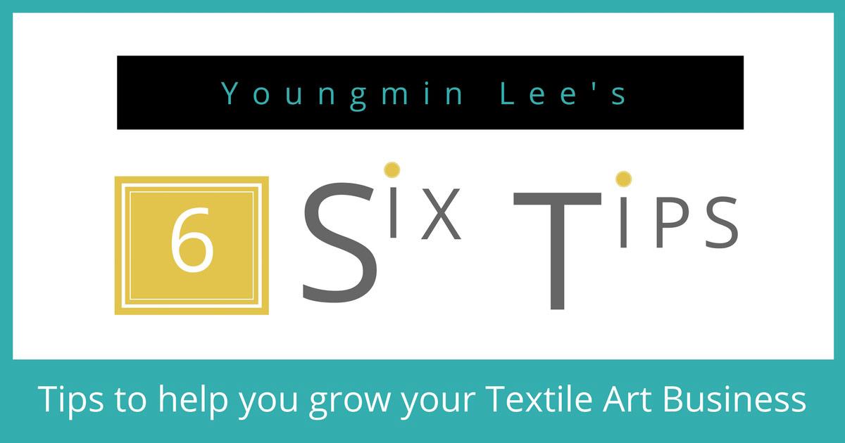 Youngmin Lee's Business Tips   Textile Travel Tours
