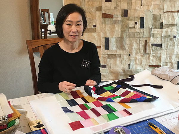 Youngmin Lee | Korean Textile Artist
