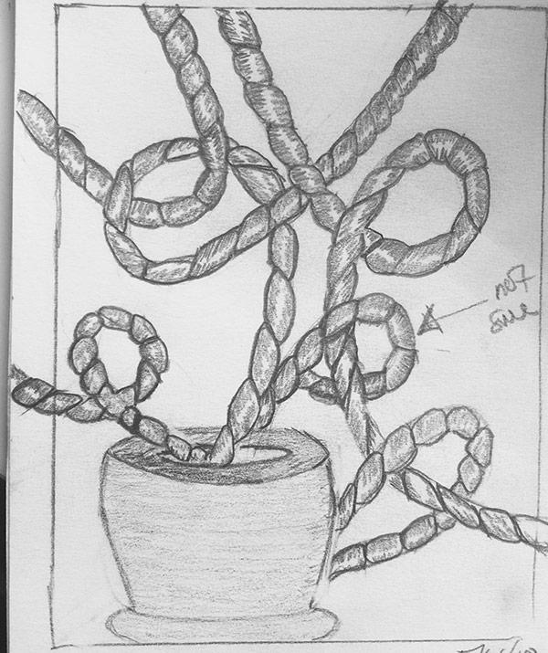 Sketchbook Drawing | Creative play