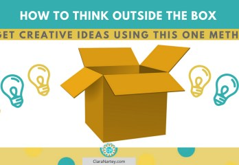 think outside the box | conceptual Blending