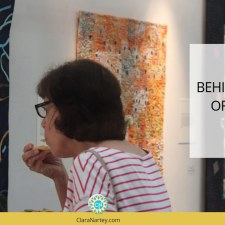 Behind the Scenes of An Opening at Windsor Art Center