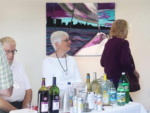 Opening Reception at Windsor Art Center