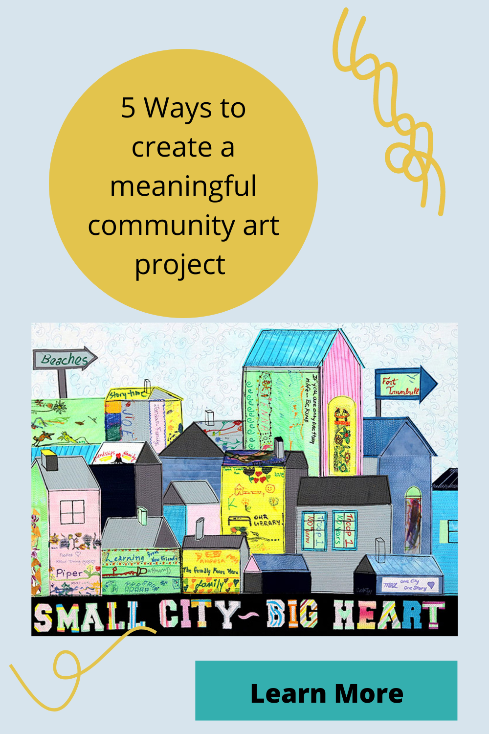 meaningful community projects