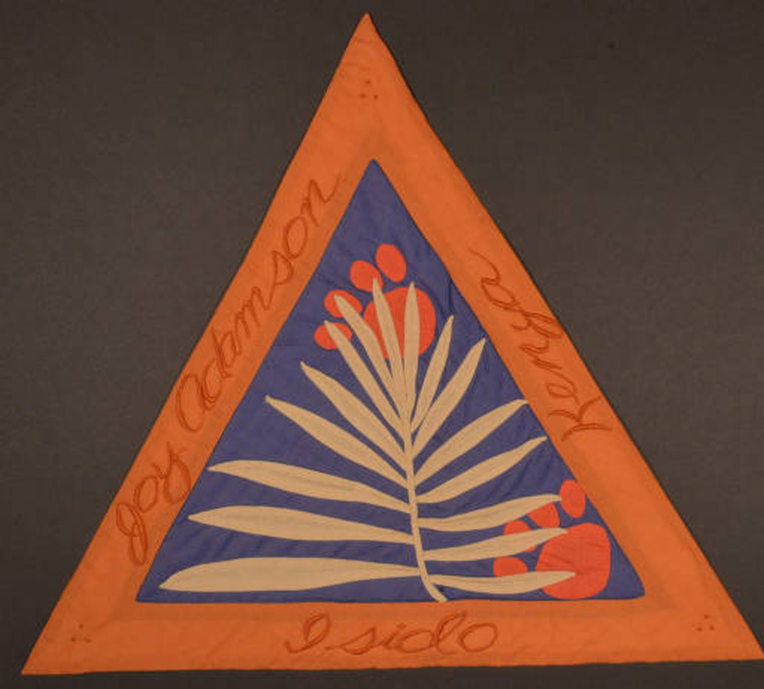 Community Art Project | International Honor Quilt | Judy Chicago