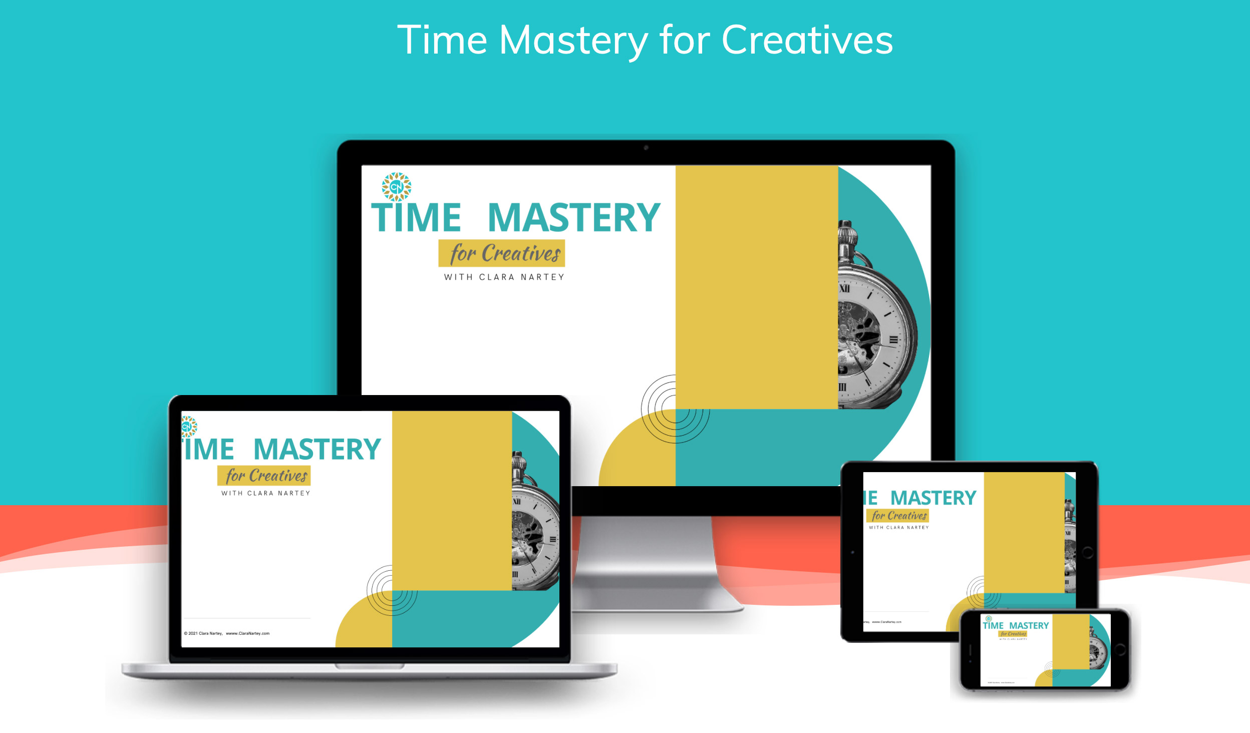Time management| Productivity| Workflow for Creatives| New Online Course