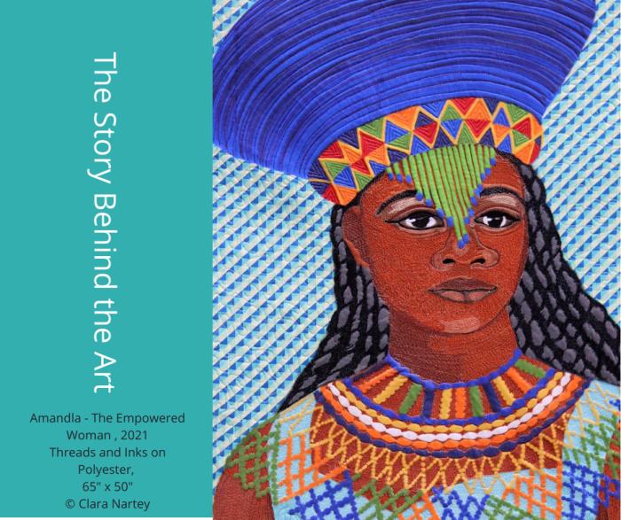 Amandla - the empowered woman