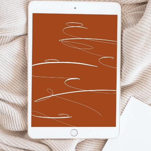 Procreate Kalligrafie Guide