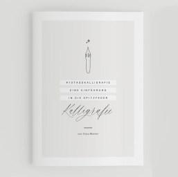 Vorlagen Einführung in Kalligrafie Clara Riemer