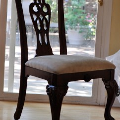 Reupholster Dining Chairs Best Lift Reviews Diy  Reupholstering My Room Decoration