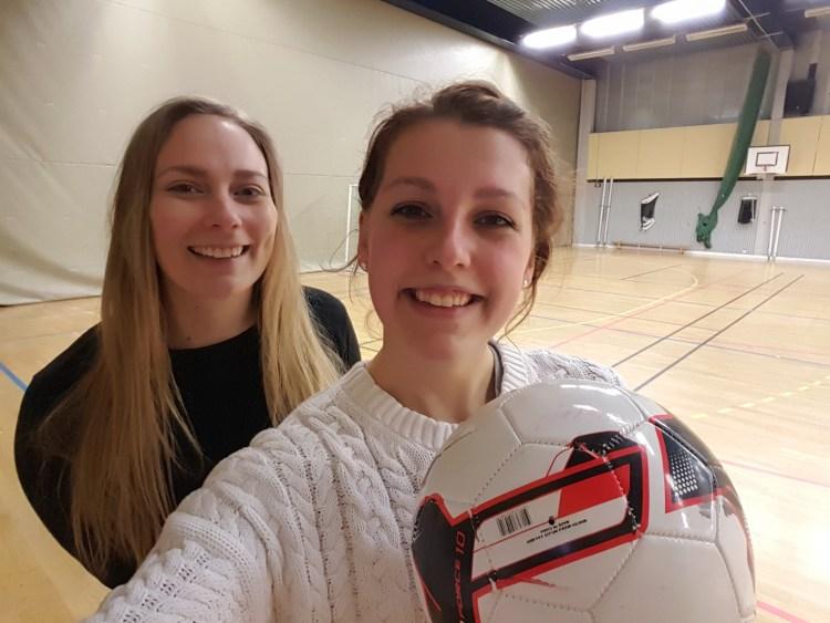 Fotboll för alla tjejer