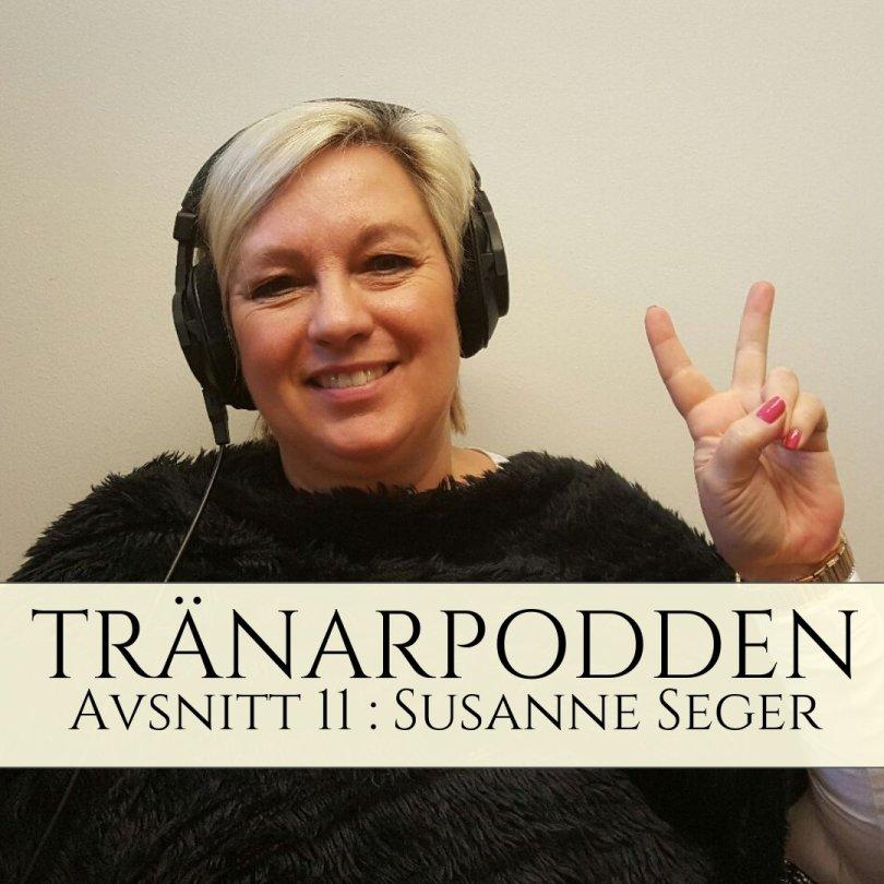 Susanne Seger - Tränare i Örebro Konståkningsklubb