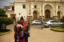 la Catedral, Antigua, Guatemala
