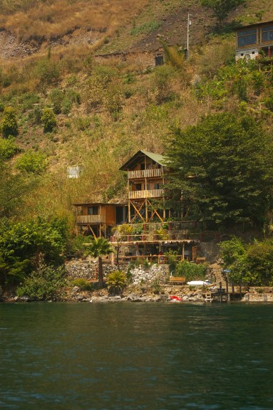 Maya Moon Lodge, in Tzununá, Lago Atitlan, Guatemala | by Clare McInerney