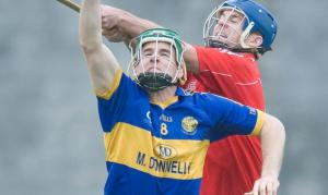 Colin Ryan scored 11 points in Newmarket-on-Fergus' win over Tulla.