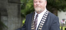Mayor of Clare Joe Arkins