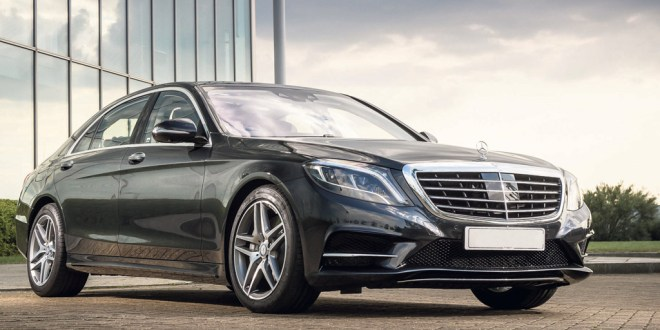 The new Mercedes S Class is so advanced it can even drive itself at speeds up to 60 km/h.