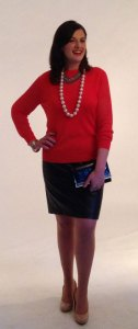 After - Anna has just been featured in the RTÉ Guide as an inspiring story for Weight Watchers.