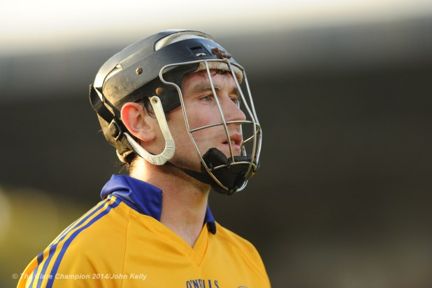 Gearoid O Connell during the parade before the All-Ireland U-21 final in Semple Stadium, Thurles. Photograph by John Kelly.