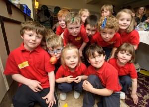 Crusheen NS Juniors enjoying the Clare Education Centre Science Fair. Photograph by John Kelly.