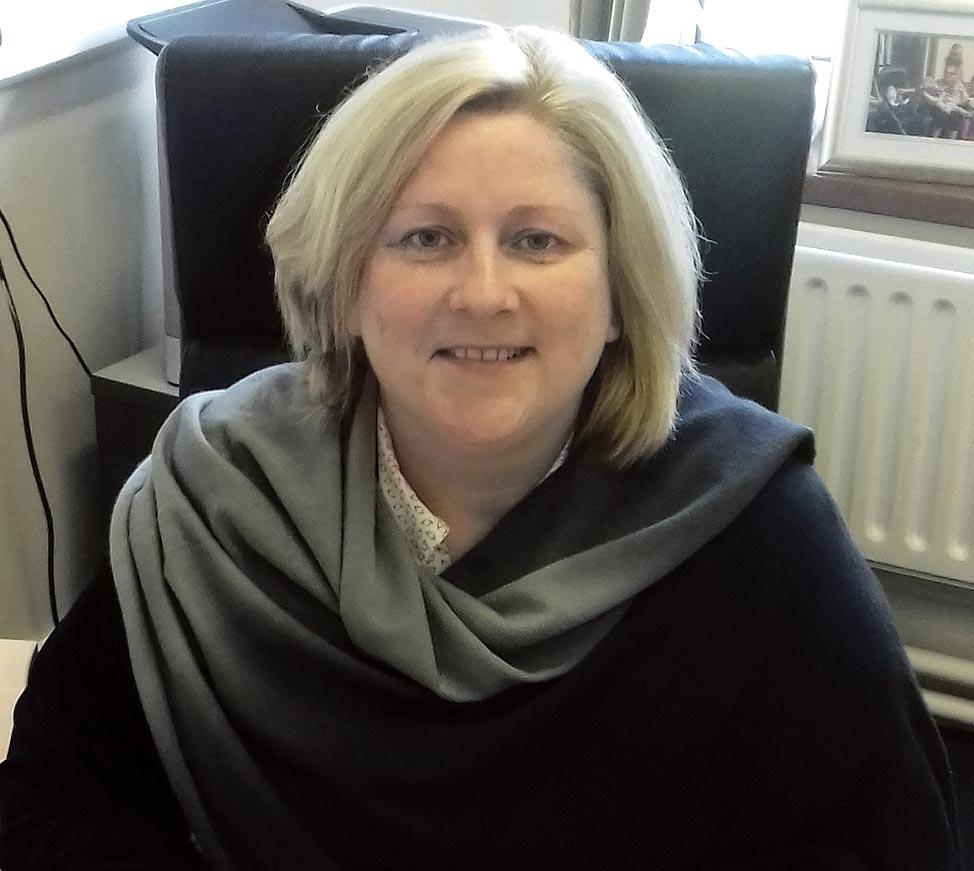Dr Christina Larkin