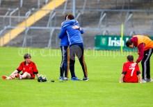 120619 Joy and despair in the Division 1 final.Pic Arthur Ellis