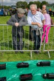 250819 Johnnie O'Connor and Mike O'Connell, Broadford, at Kilmurry Festival Field Day on Sunday.Pic Arthur Ellis.