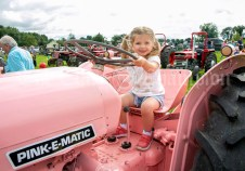 250819 Millie Keane (3) Corbally, at Kilmurry Festival Field Day on Sunday.Pic Arthur Ellis.