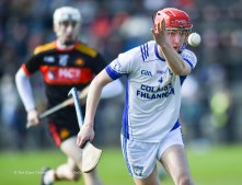Matthew Reidy of St Flannan's during their Harty Cup final against CBC Cork at Mallow. Photograph by John Kelly